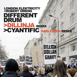 London Elektricity - Different Drum (Remixes 1)