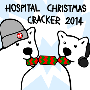 Various Artists - Hospital Christmas Cracker 2014