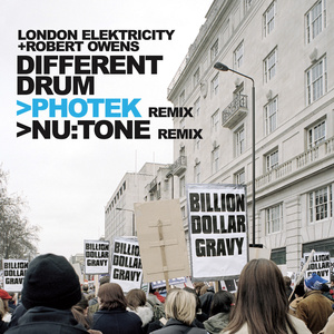 London Elektricity - Different Drum (Remixes 2)