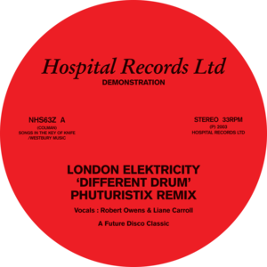London Elektricity - Different Drum (Remixes 3)