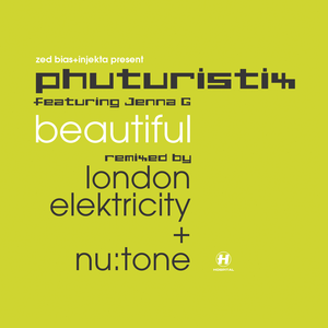 Phuturistix - Beautiful (Drum & Bass Remixes)
