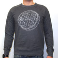 Geometric Sweat Grey
