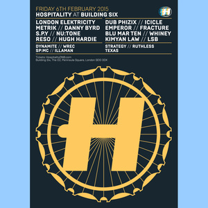 Hospital Records – Building Six Poster