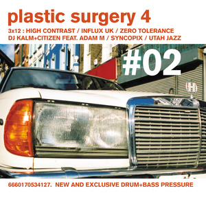 Various Artists - Plastic Surgery 4 EP2
