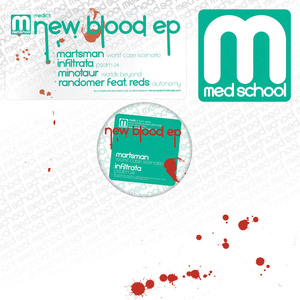 Various Artists - New Blood EP