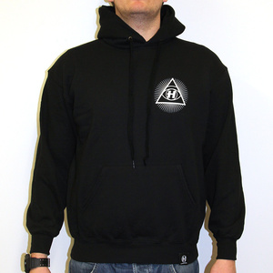 Hospital Records – Illuminati Hooded Sweatshirt