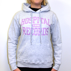 Hospital Records – Womens Hoody