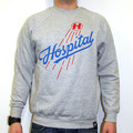 Hospital Records – Home Run Grey Sweatshirt