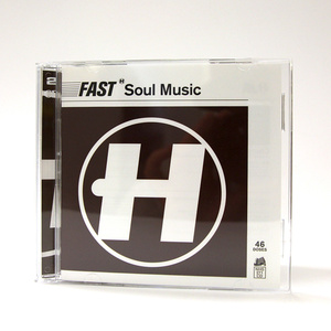 Hospital records shop various artists fast soul music for Fast house music