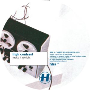 High Contrast - Make It Tonight