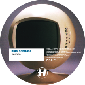 High Contrast - Passion