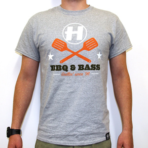 Hospital Records – BBQ & Bass Tee