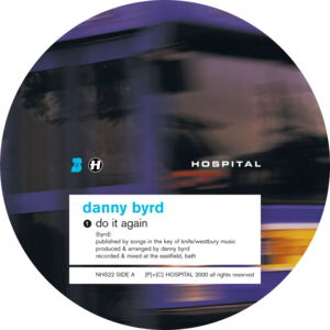 Danny Byrd - Do It Again
