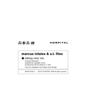 Marcus Intalex & ST Files - Taking Over Me