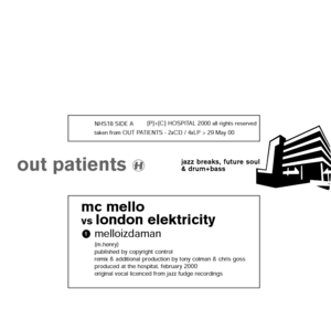 Various Artists - Out Patients Sampler