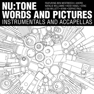 Nu:Tone - Words And Pictures Instrumentals And Accapellas