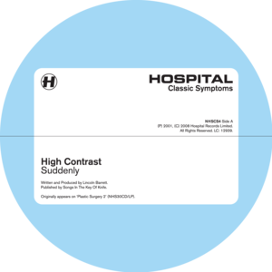 High Contrast - Classic Symptoms 4