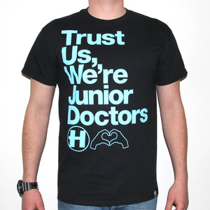 Hospital Records – Junior Doctors Charity Tee