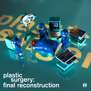 Various Artists - Plastic Surgery: Final Reconstruction
