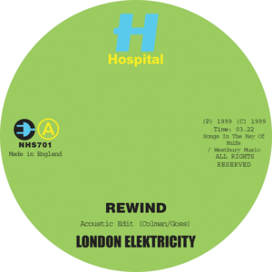 London Elektricity - Rewind (Acoustic Edit)