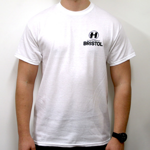 Hospital Records – Bristol Tee
