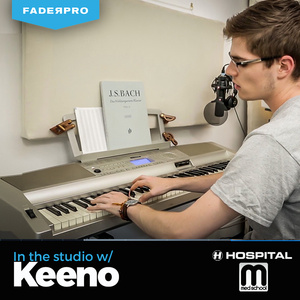 In The Studio with Keeno