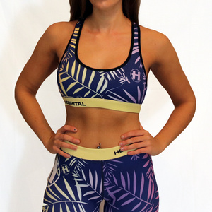 Hospital Records – Leafy Sports Bra