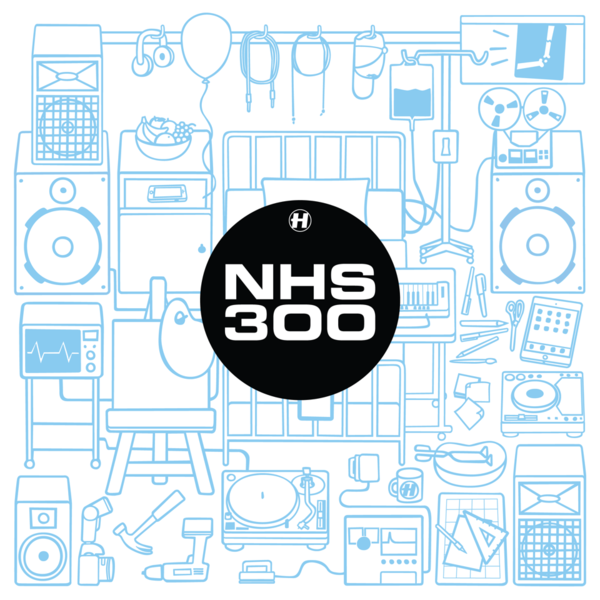 Hospital Records – NHS300 Book