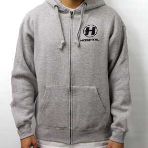 Hospital Records – Classic Zip Hood