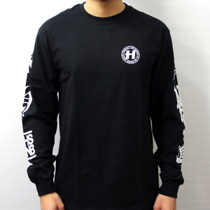Hospital Records – Logo Long Sleeve