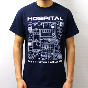 Hospital Records – Bass Excellence