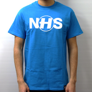 Hospital Records – N(H)S Tee Blue