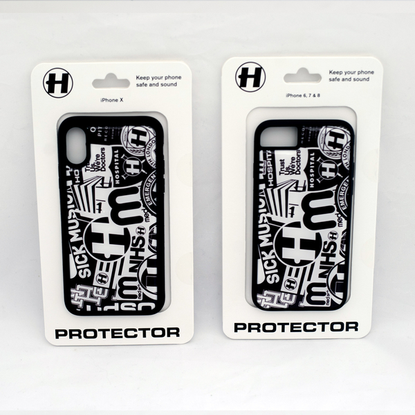 Hospital Records – Stickers Phone Case