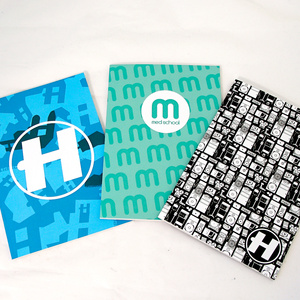 Hospital Records – Notebook Pack '18