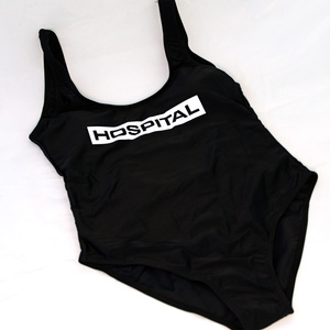 Hospital Records – Swimsuit - Black