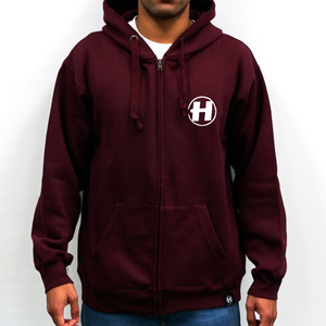 Hospital Records – Hospital Classics - Burgundy Hood