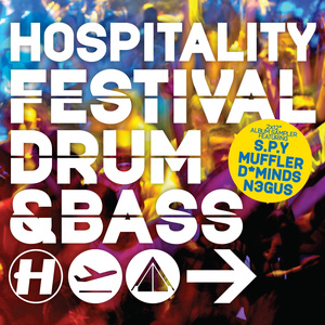 Various Artists - Hospitality Festival Drum & Bass