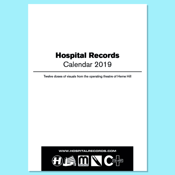 Hospital Records – Wall Calendar 2019