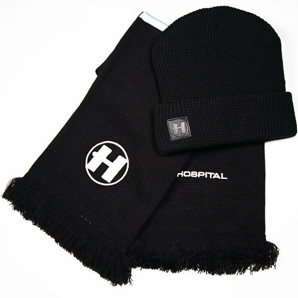 Hospital Records – BEANIE AND SCARF BUNDLE