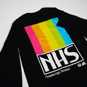 Hospital Records – VHS Long-sleeve