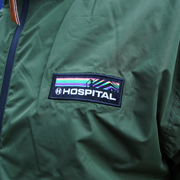 Hospital Records – Rain Mac Khaki