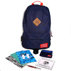 Hospital Records – Rucksack Bundle