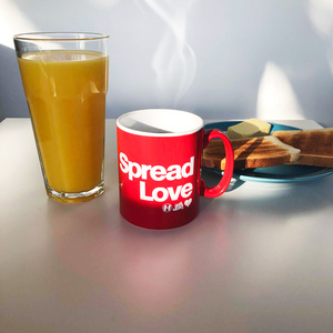 Hospital Records – Spread Love Mug