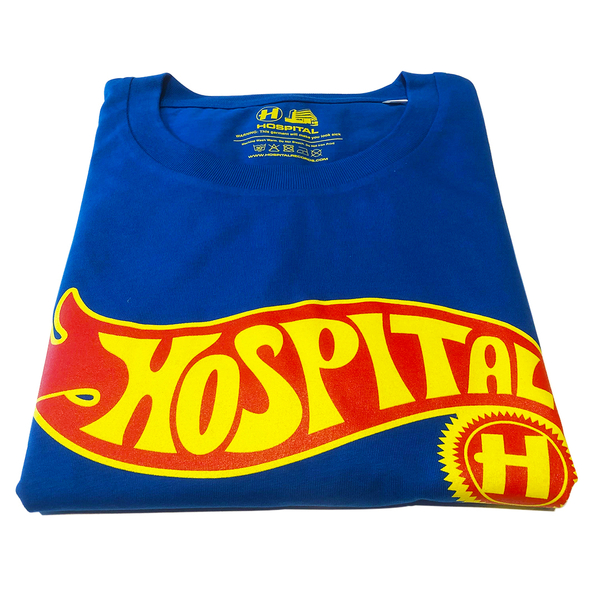 Hospital Records – Full Throttle Tee