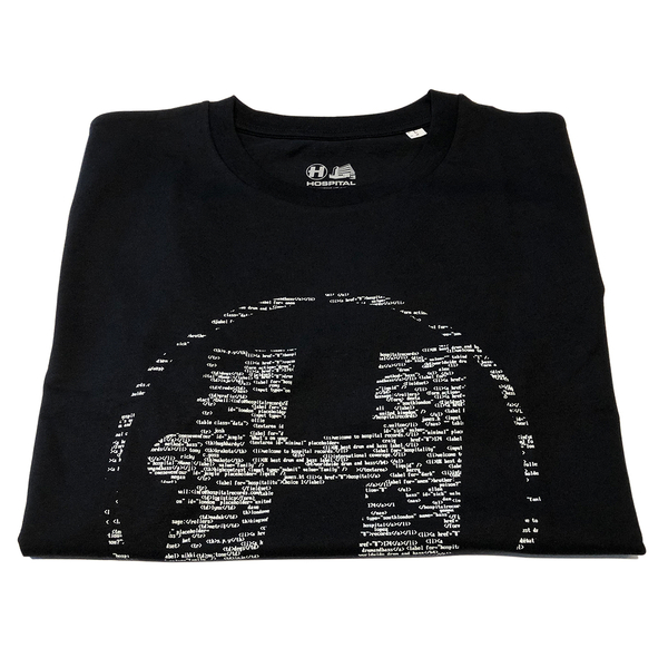 Hospital Records – Coded Tee