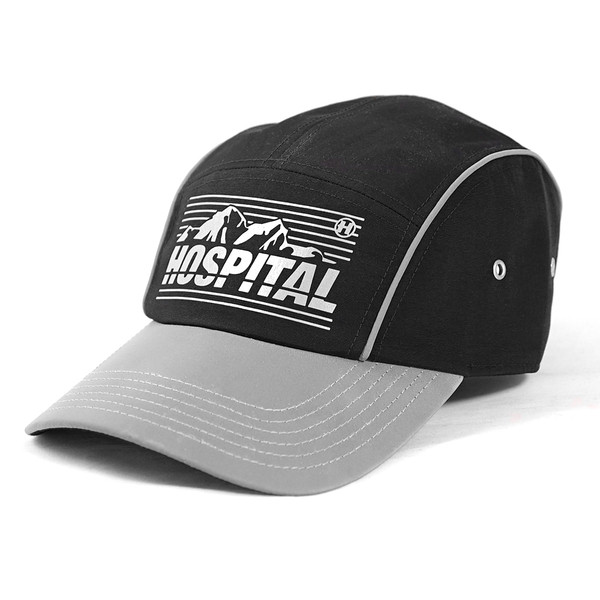 Hospital Records – Reflective 5 Panel