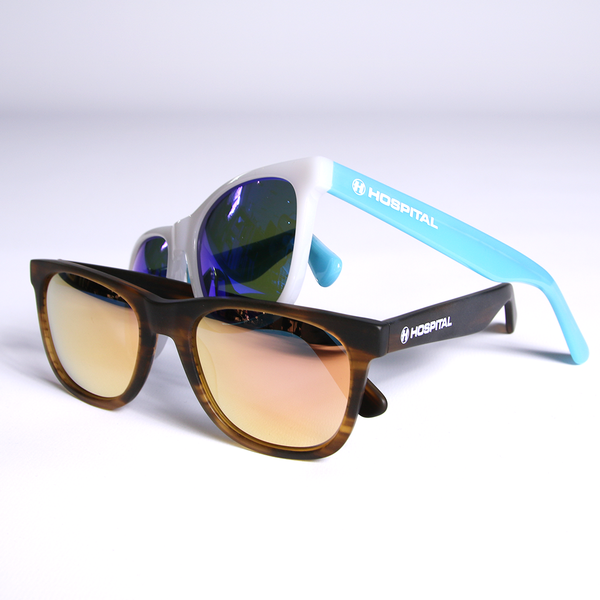 Hospital Records – Premium Sunglasses v2