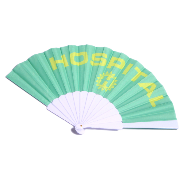 Hospital Records – Hospital Hand Fan