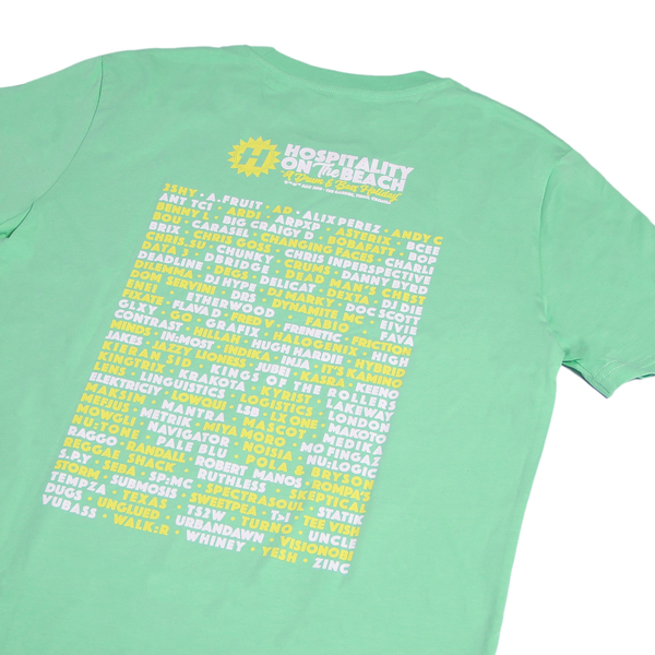 Hospital Records – HOTB19 Tour Tee