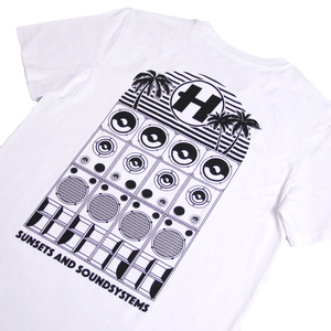 Sunsets and Soundsystem Tee
